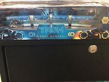 Disney Die cast Tron Monorail Limited Edition 3000 Rare