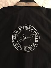 Ultra Rare Britney Spears Dream Within A Dream 2002 Official Crew Tour Jacket