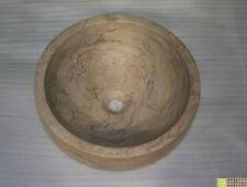 Diana Royal Wash Basin Bowl 15cm Height  Sink Natural Marble Stone