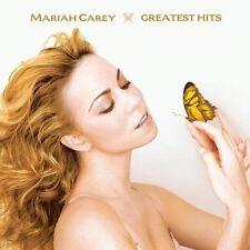 MARIAH CAREY (GREATEST HITS 2CD SET SEALED + FREE POST)