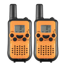 New 2pcs Mini Walkie Talkie Interphone Two-Way Radios Handheld CB UHF Pair T899