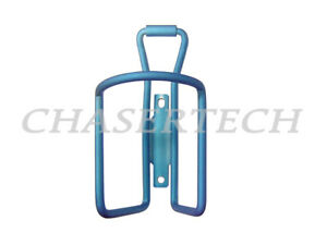 New MTB Road Bicycle Bike Alloy Bottle Cage Painted Aqua Blue