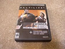 PC CD-ROM Half-Life 2 Game of the Year Edition in case