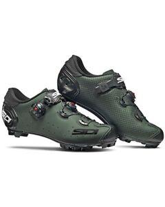 Sidi Jarin MTB Shoes Man, Olive Green