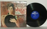 MARIACHI BRASS Feat. CHET BAKER Hats Off LP 1966 World Pacific Jazz Vinyl