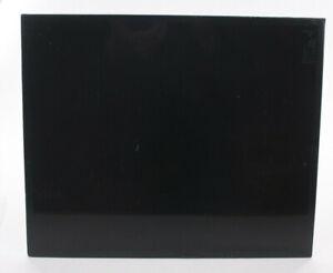 """Kodak #13 Deep Amber 10x12"""" For Photo Darkroom Process 179-6721 Glass USED F07A"""