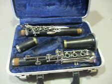 Bundy wood clarinet