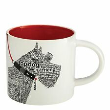Scottish Terrier Mug - Wild About Words - Dog Lovers Gift