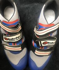 Duegi Dinicta Cycling Shoes Leather Mountain SPD  43 NIB Funky & Cool ITALY