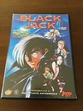 BLACK JACK DIAGNOSTICO 1 INQUIETANTE ENFERMEDAD - 1 DVD - 50 MIN - JONU MEDIA
