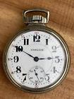 1925 Hamilton 21j Railroad 16s Model 992  14K Gold Filled Pocket Watch