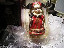 Hallmark 1999 Red Queen Alice in wonder Land-Madame Alexander Keepsake Ornament