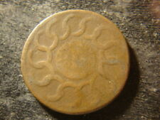 1787  Fugio Copper Penny Cent Nice Devices DTZ#2