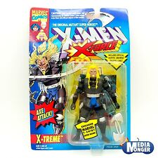 MARVEL THE UNCANNY X-MEN X-FORCE 1994 PERSONAGGIO: X-TREME ORIGINALE MOC TOYBIZ