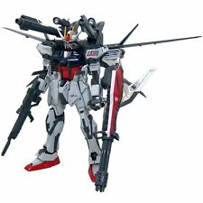 NEW BANDAI MG 1/100 GAT-X105 STRIKE GUNDAM + I.W.S.P. Plastic Model Kit F/S