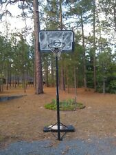 Local Pickup Lifetime Standard Size Portable Adjustable Height Basketball Hoop
