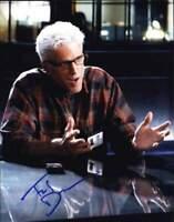 Ted Danson authentic signed celebrity 8x10 photo W/Cert Autographed A0003