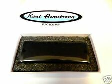 KENT ARMSTRONG HB4E3B CLAYMORE 4/5 STRING SOAPBAR BASS BRIDGE PICKUP BLACK