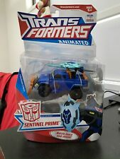 Transformers Animated Deluxe Class Sentinel Prime
