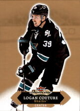 Upper Deck Fleer Showcase - NHL 2016-17 #41 Logan Couture - San Jose Sharks