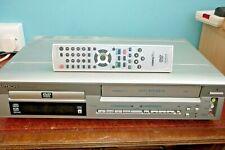 Hitachi DVD / VCR Combo  DV - PF2E(UK) with Remote