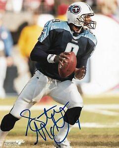 Steve McNair Autographed Signed 8x10 Photo ( Titans ) REPRINT