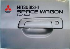 space wagon mitsubishi car owner operator manuals ebay rh ebay ie