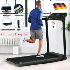 Elektrisch Laufband LCD Display Heimtrainer Fitnessgerät Klappbar 10km/h 100KG