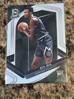 Bol Bol RC 2019-20 Panini Spectra Basketball Base Card #122 Rookie SP Nuggets