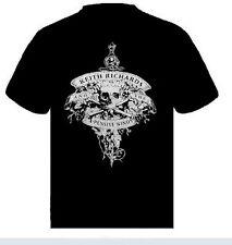 Keith Richards X-Pensive Winos  Music punk rock t-shirt  S-M-L- XL -XXL NEW