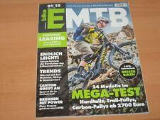 bike EMTB Das Magazin für E-Mountainbiker Ausgabe 01/2018 ungelesen!