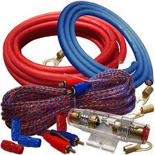 Dietz 20110 10mm² Kabel Set Car-Hifi Auto Kabel Satz für Endstufe Verstärker Amp