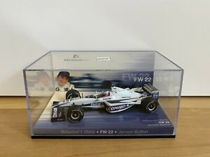 Williams BMW FW22 #10 / F1 2000 / J. Button / Minichamps / 1:43