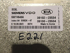 REMAN OEM ECM PCM ENGINE CONTROL MODULE KIA SPECTRA 04-09 39130-23534
