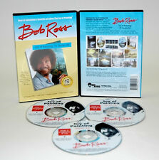 BOB ROSS, 3-disc DVD SET, Series 26 Teaches13 Paintings