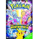 Pokemon the First Movie - Mewtwo vs. Mew DVD, Veronica Taylor, Rachael Lillis, E