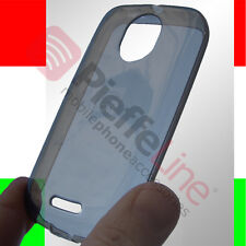 Silicone case Smoky Anti-Shock Cover for Vodafone IDEOS x3 Huawei u8510