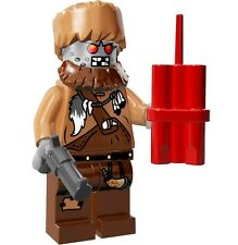 The Lego Movie Collectible Minifigure Series 12 #14 Wiley Fusebot cowboy indian