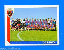 TUTTO CALCIO 1994 94-95 - Figurina-Sticker n. 403 - COSENZA SQUADRA -New