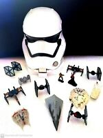 Star Wars The Force Awakens Micro Machines First Order Stormtrooper Playset LOT