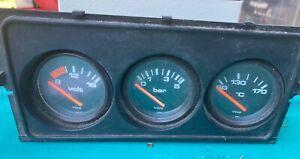 Audi 4000 80 90 Coupe Quattro B2 Typ 85 VDO Gauge set 811863321E complete NOS