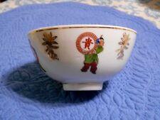 Darchung Bowl Asian Men Footed Soup Rice Bowl Dish Asian Style