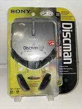 Sony Discman D-E301 PORTABLE COMPACT DISC PLAYER, NEW SEALED