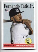 2019 TOPPS ARCHIVES FERNANDO TATIS JR. #75 RC Padres Rookie