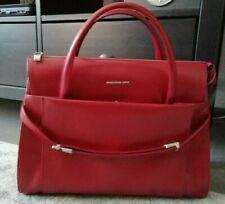 Mandarina Duck Kelly Bag Damentasche Tasche dunkel rot neuwert. 285€