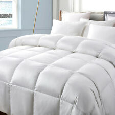 Serta Lightweight Down Comforter - White - Size: Full/Queen