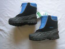 boys itasca snow stomper boots size 5 Nwt
