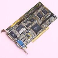 Matrox Millennium 2MB PCI Video Graphics Card for Apple Macintosh PCI PowerPC