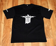Wolfenstein THE NEW ORDER T-shirt XBOX 360 One ps3 ps4 PLAYSTATION 3 4/Taglia S
