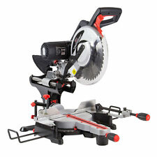 "SIP 01504 12"" Sliding Compound Double Bevel Mitre Saw"